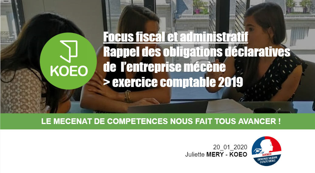 Focus Fiscal KOEO